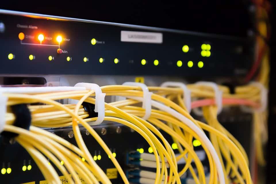 Service informatique réseau et routage